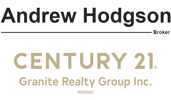 Andrew Hodgson - Century 21 Granite Realty Group Inc. Brokerage